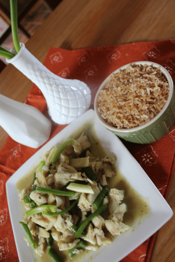 Easy Green Curry Fish Recipe