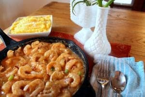 Shrimp and Grits Fixed
