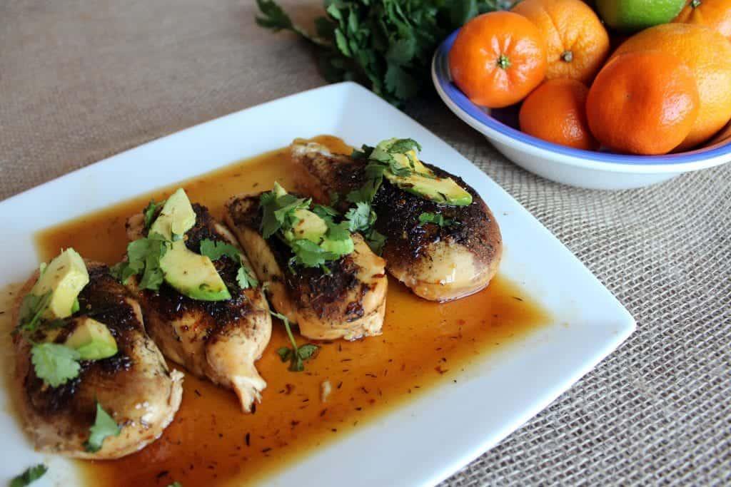 Carribean Jerk Chicken