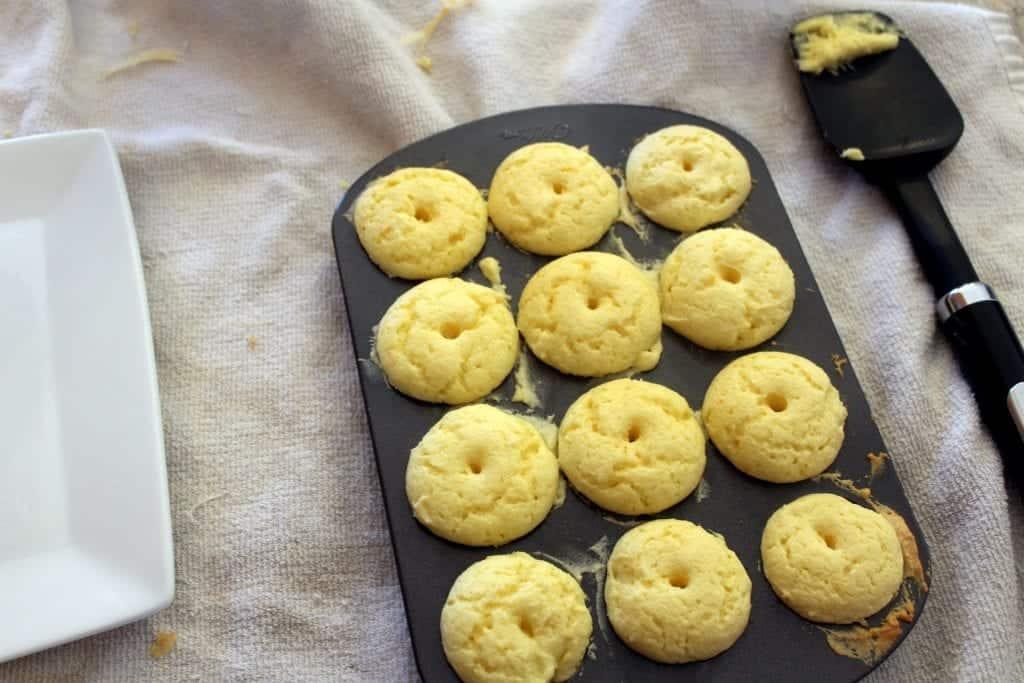 Ooey Gooey Butter Donuts