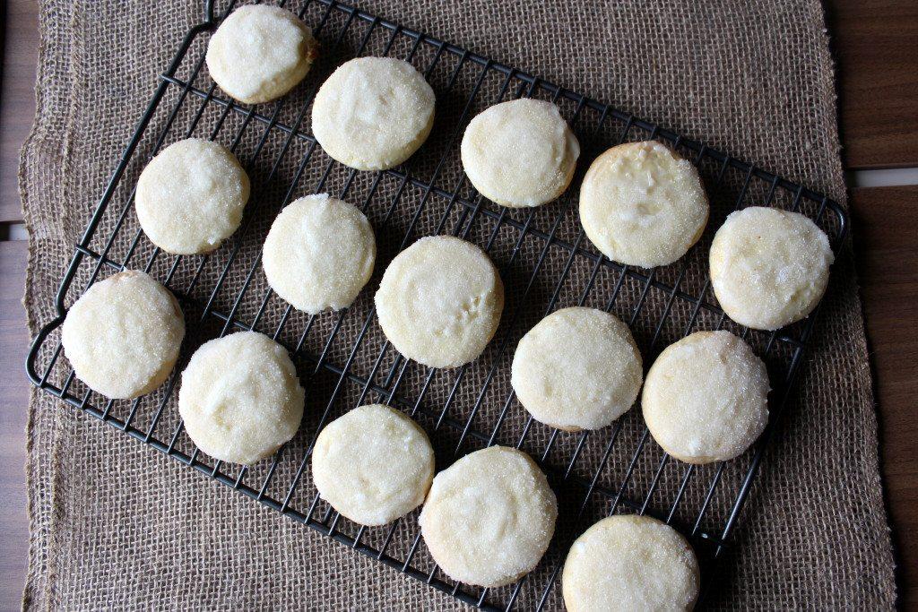 Easy Wedding Cake Cookies 7