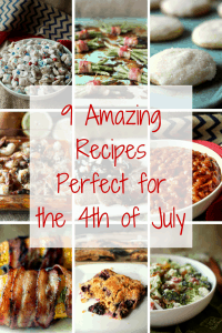 9 Amazing Recipes Perfect for the 4th of