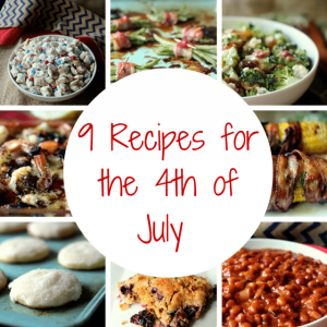 Favorite Dishes for your 4th of July Barbecue!