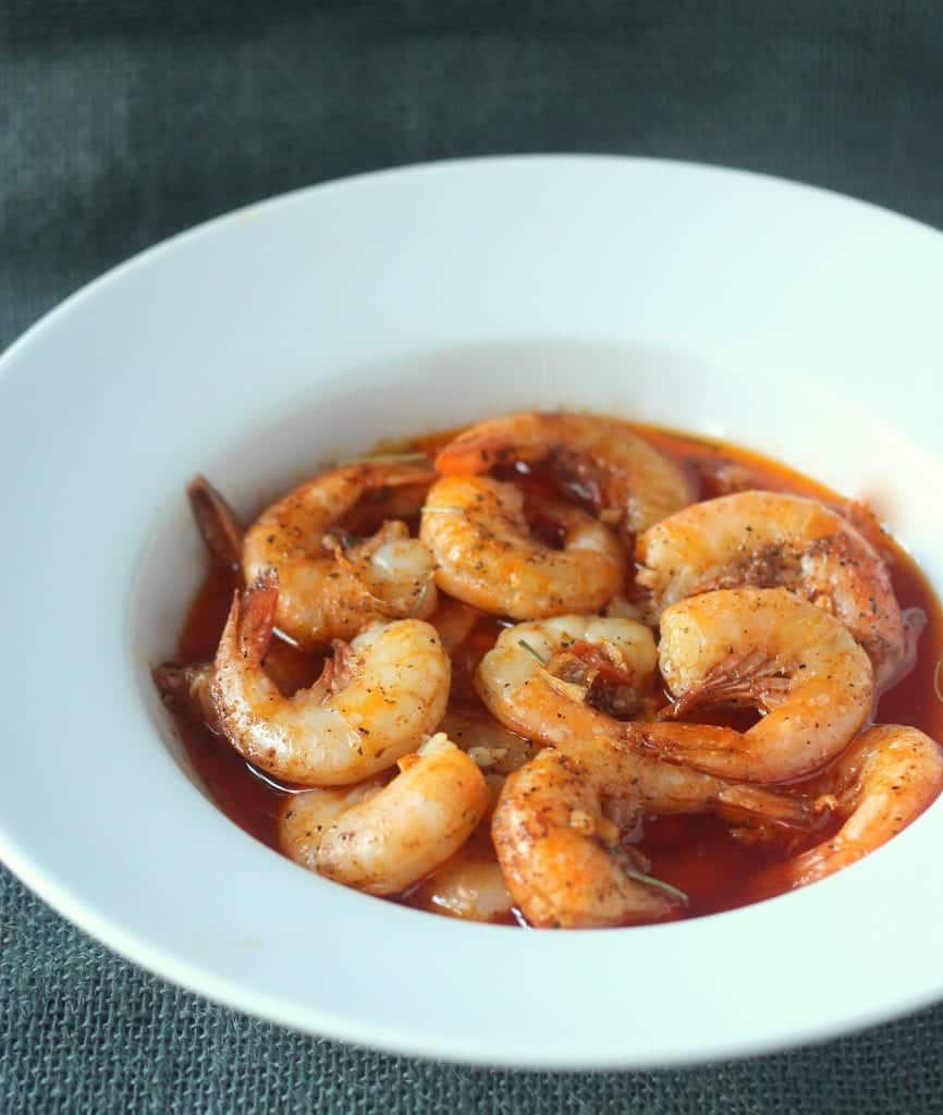 Rob's Famous Barbecued Shrimp Updated Square