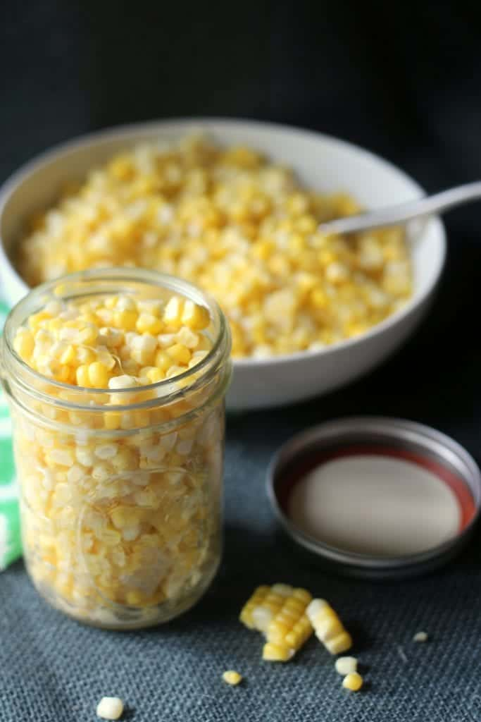 Summer Sweet Corn for the Freezer 3