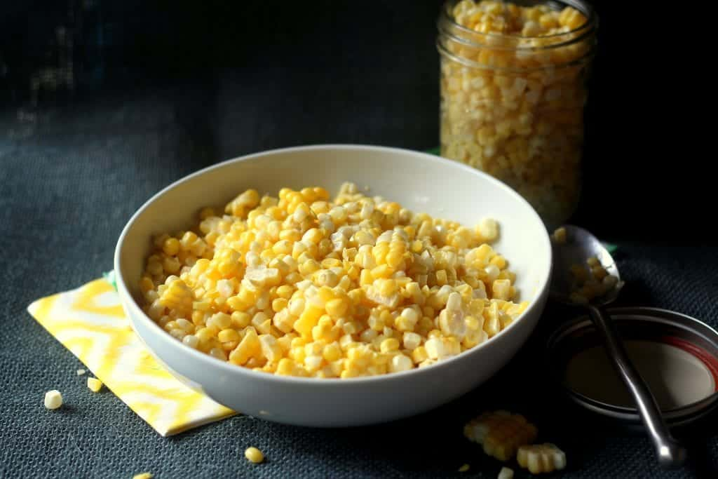 Summer Sweet Corn for the Freezer 5