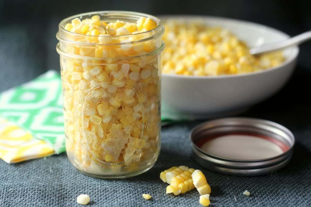 Summer Sweet Corn for the Freezer 7