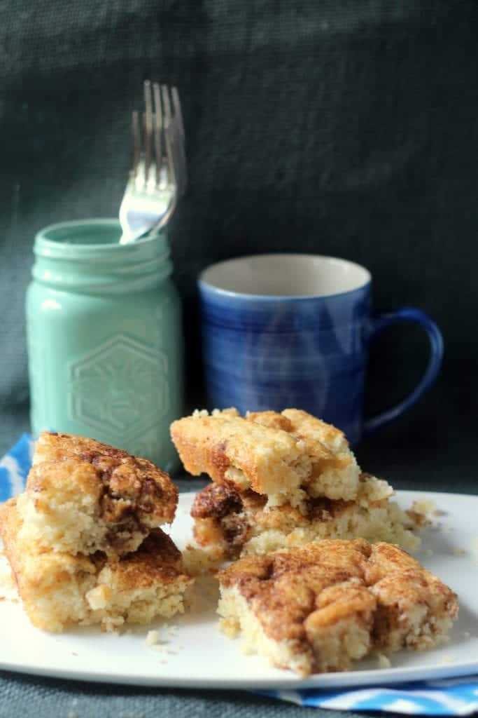 Cinnamon Crumb Flop Coffee Cake 4