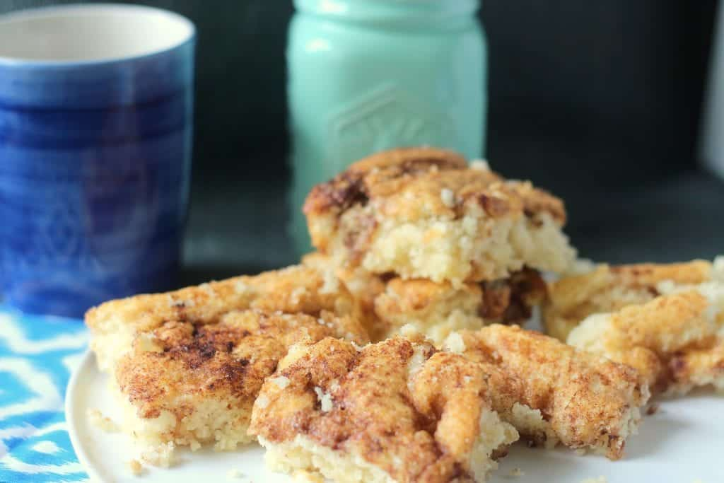 Cinnamon Crumb Flop Coffee Cake 6
