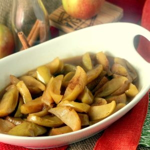 Annie's Fried Cinnamon Apples
