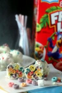 Froot Loops Marshmallow Bombs 5