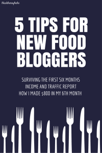 5 Tips for New Food Bloggers (1)