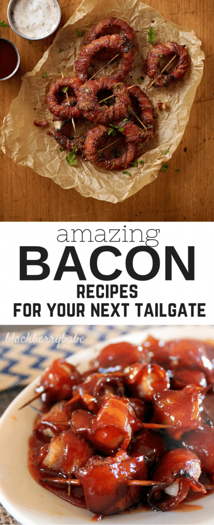 bacon tailgating recipes