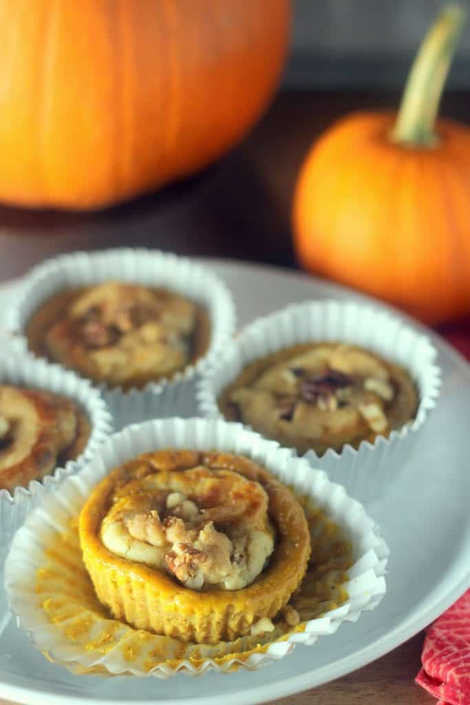 Inside Out Pumpkin Pie Bites 1