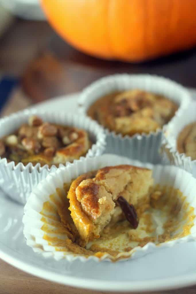 Inside Out Pumpkin Pie Bites 4