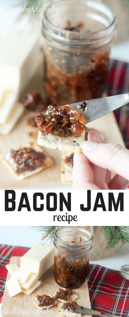 The Best Homemade Bacon Jam Recipe Blackberry Babe