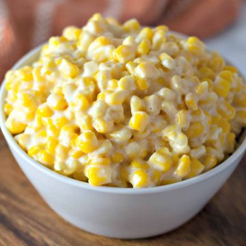 Cream Cheese Corn Casserole