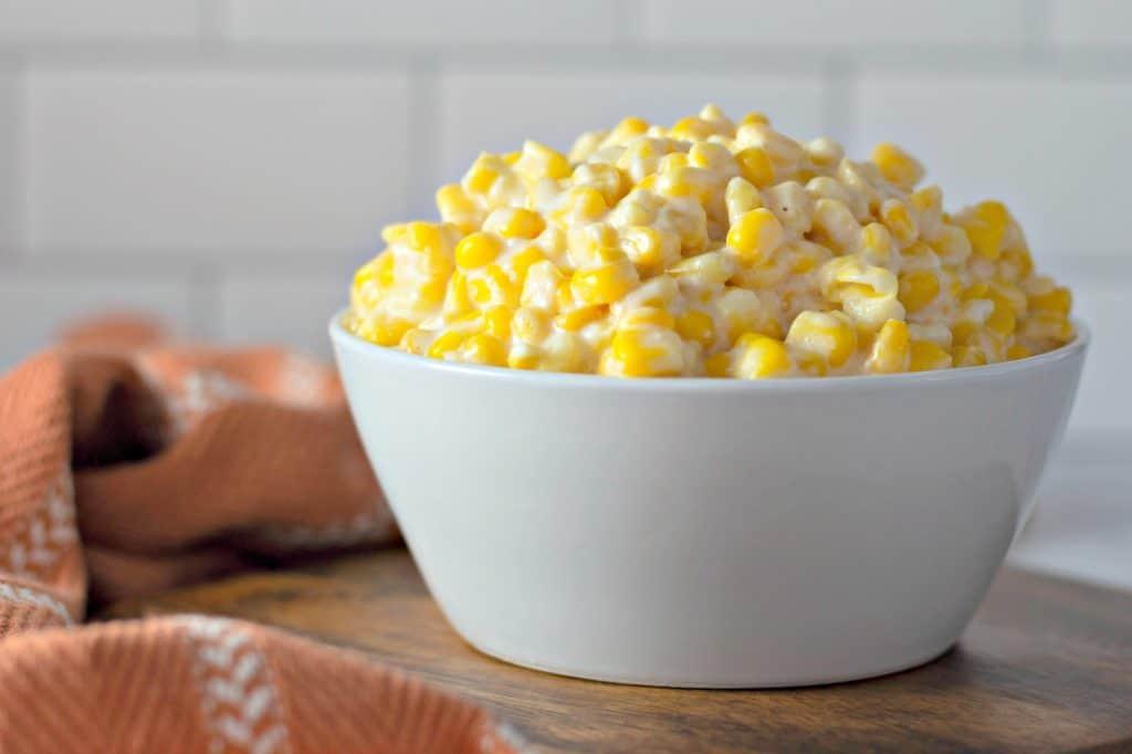 Cream Cheese Corn Casserole