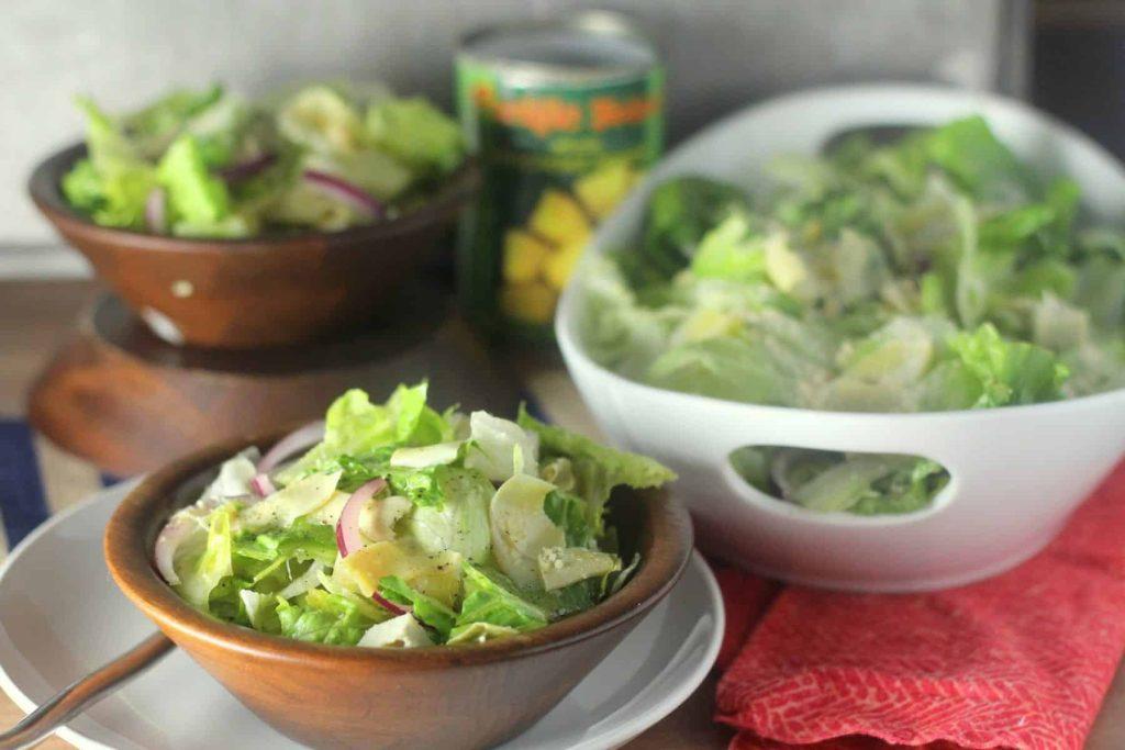 Italian House Salad 2