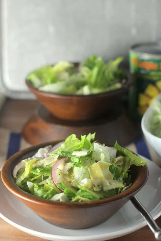 Italian House Salad 3