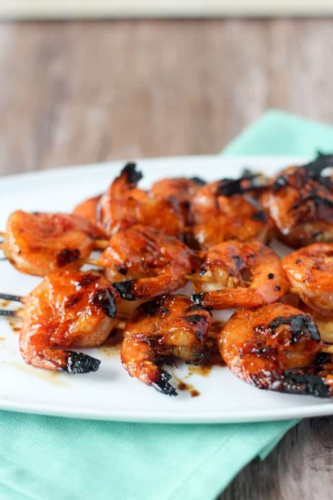 Shrimp Kabobs - Grilled Shrimp Kabobs Recipe
