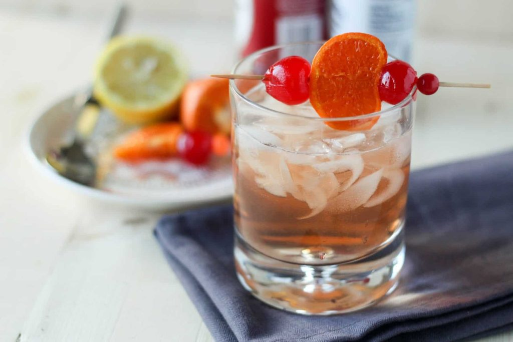 Whiskey Old Fashioned Sweet