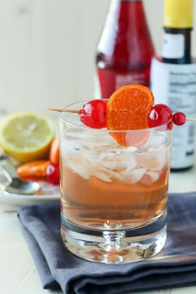 Old Fashioned Sweet Cocktail