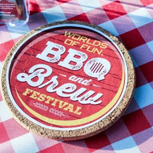 All American Barbeque & Brew Festival at Worlds of Fun