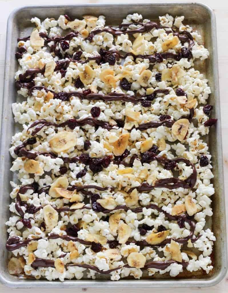 Buttered-Popcorn Ice Cream Sundae Recipe — Dishmaps