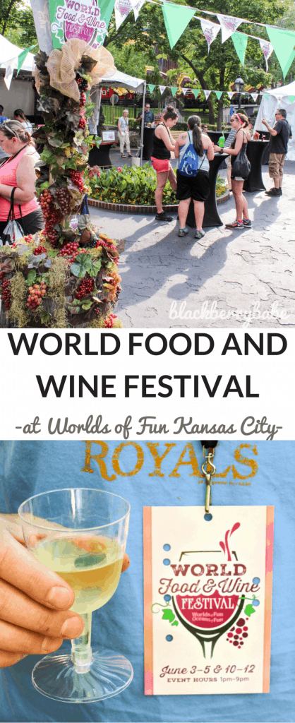 World Food and Wine Festival at Worlds of Fun Kansas City (1)