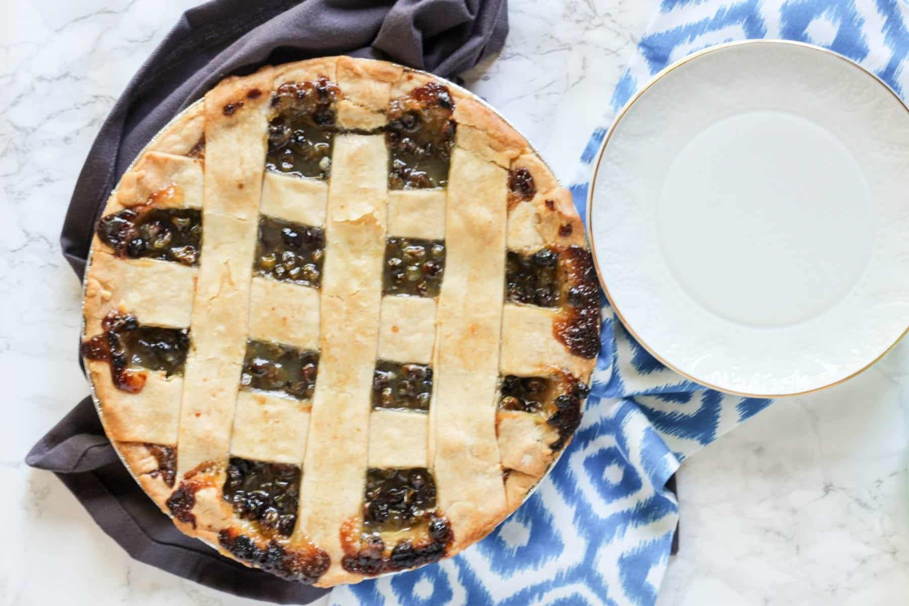 Grandma's Gooseberry Pie Recipe