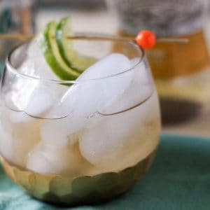 Ginger White Wine Spritzer
