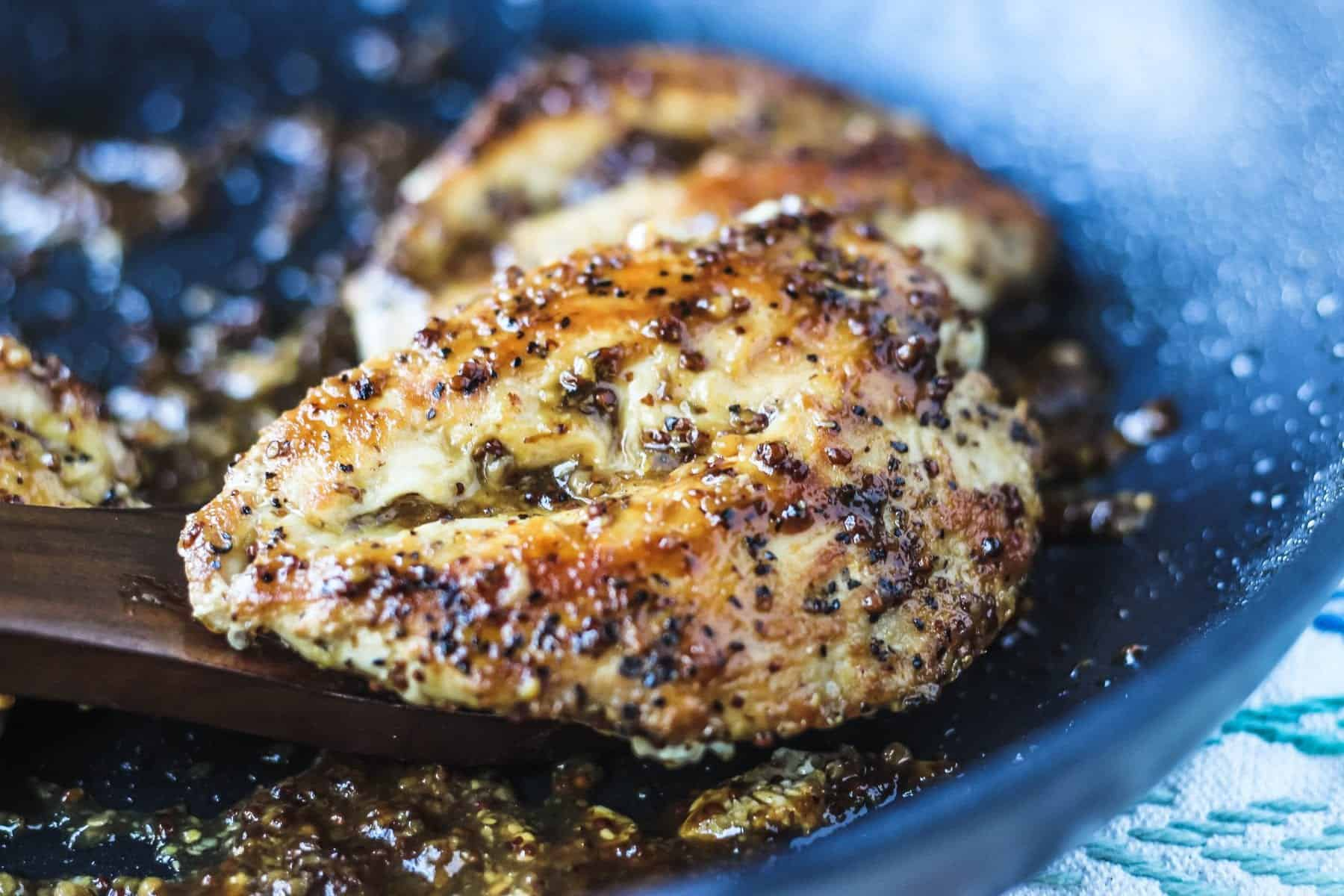 Easy Maple Dijon Chicken Recipe