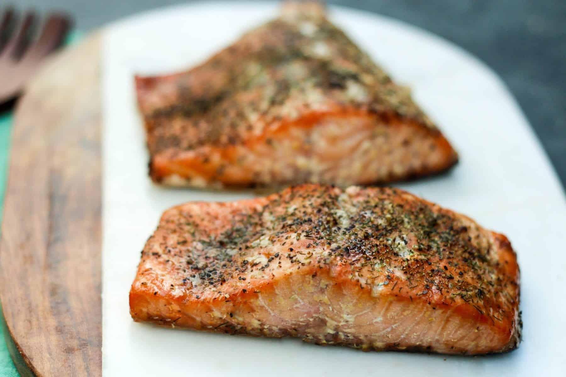 Smoking Salmon Recipes