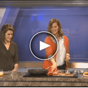 Making Turkey Scallopini with Good Morning KAKEland