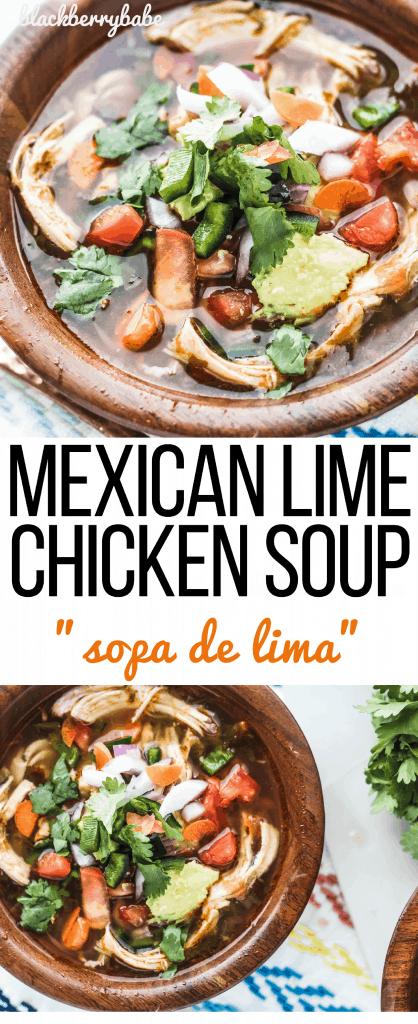Sopa de Lima - Blackberry Babe