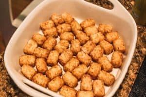 Tator Tot Breakfast Casserole