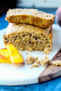 Peach Pecan Bread