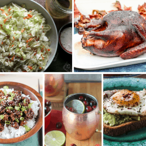 2017 Highlights- Top 5 Recipes and Blog Update!