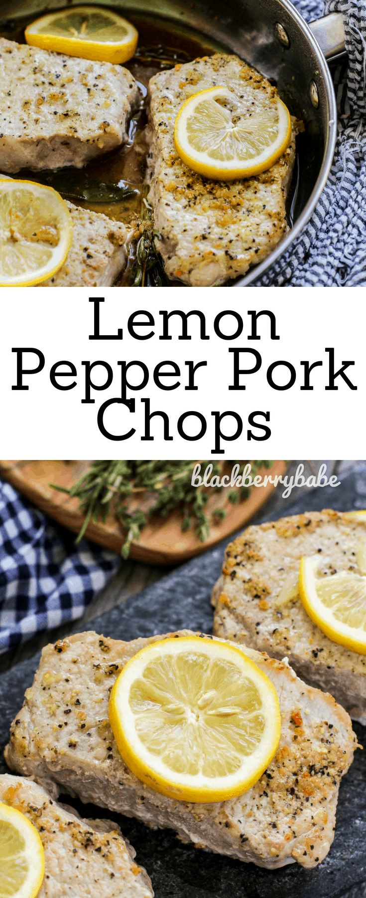 Lemon Pepper Pork Chops | Grilled Lemon Pepper Pork Chops | Stovetop Lemon Pepper Pork Chops | Baked Lemon Pepper Pork Chops | Keto Pork Chops | Paleo Pork Chops | Lemon Pork Chops | Easy Pork Chops #lemon #lemonpepper #porkchop #porkchops #ketorecipe