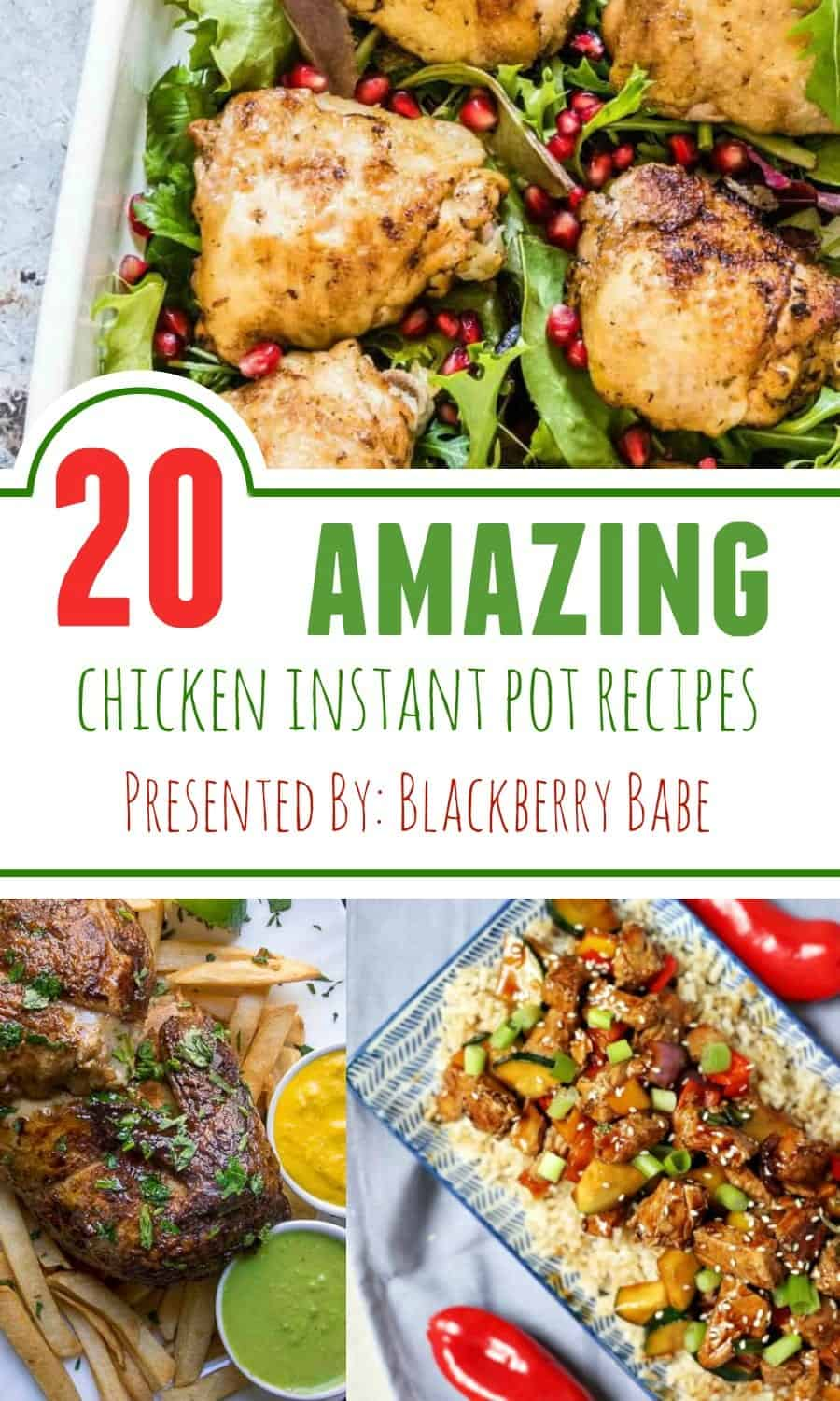 The 20 best Instant Pot Chicken Recipes