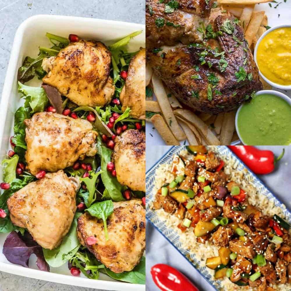 20 Incredible Instant Pot Chicken Recipes