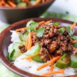 Pork Banh Mi Bowl