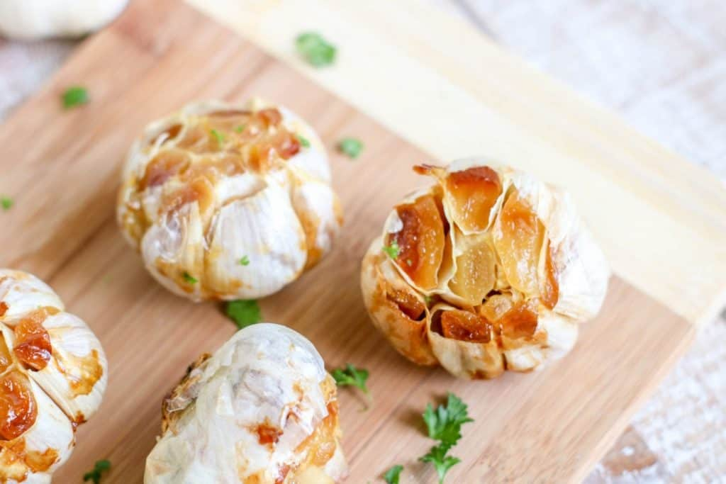 How to Roast Garlic