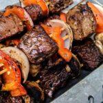 Marinated Beef Kabob Recipe