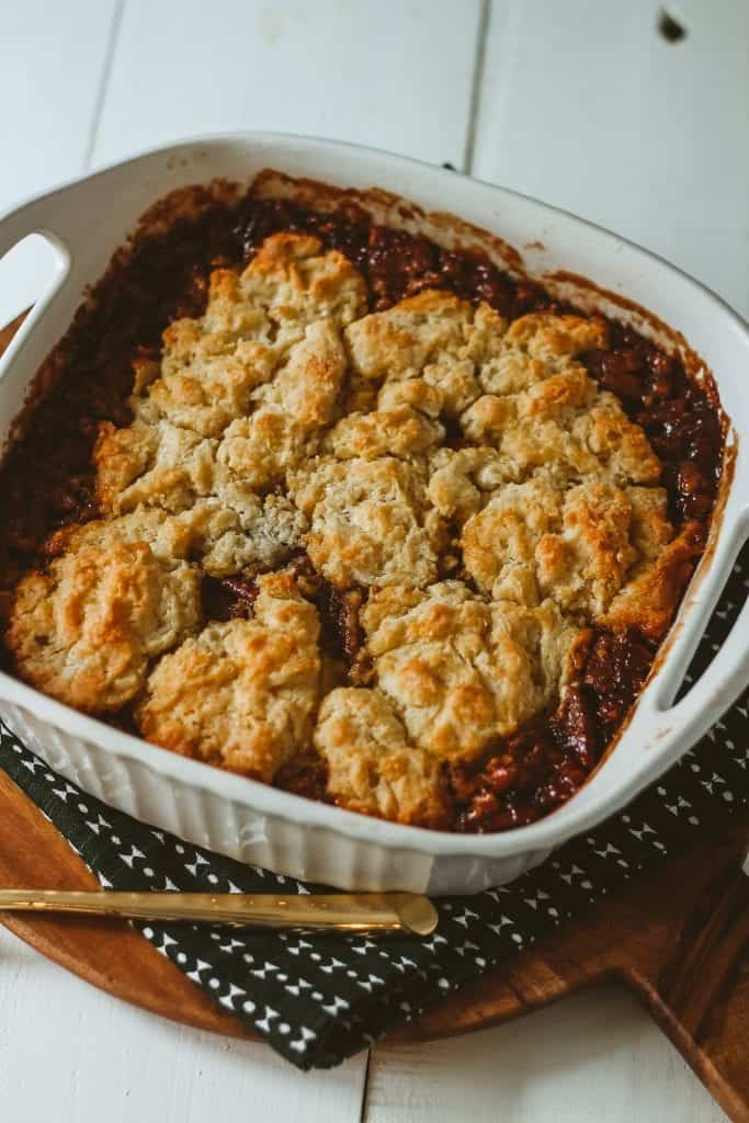Pecan Pie Cobbler | Pecan Pie Recipe | Pecan Crumble | Pecan Dessert | Fall Dessert | Fall Cobbler | Autumn Cobbler | #pecanpie #pecanpierecipe #pecan #cobbler #cobblerrecipes