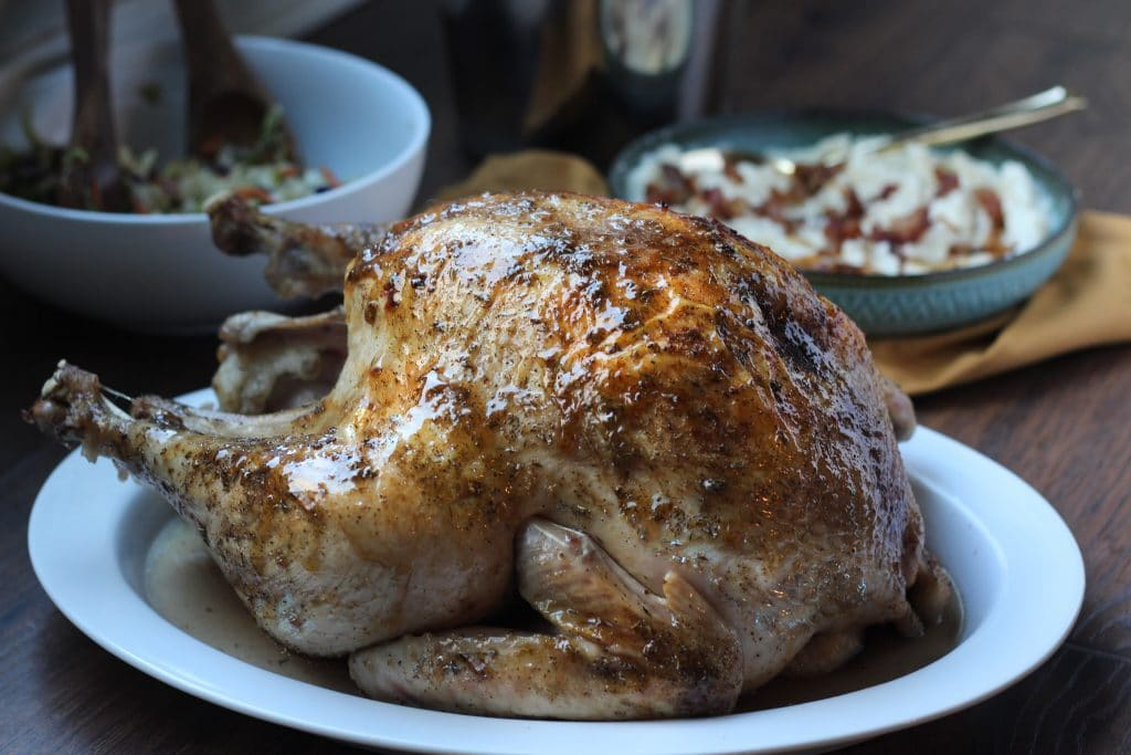 Maple Bourbon Turkey