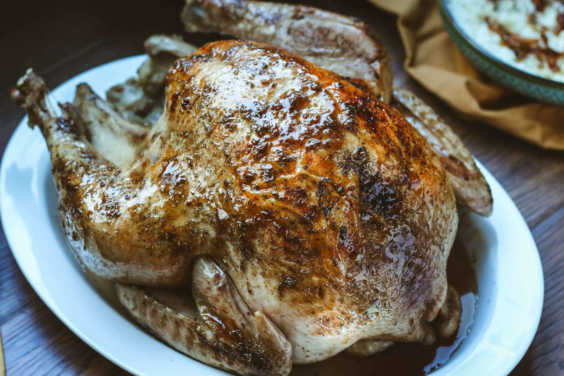 Maple Bourbon Turkey