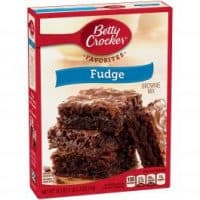 Betty Crocker Brownie Mix Fudge, 18.3 Oz