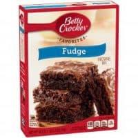 Betty Crocker Brownie Mix Fudge, 18.3 Oz